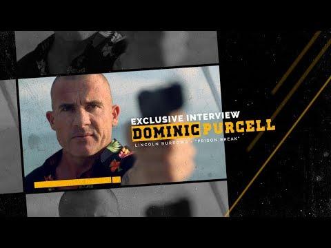 COMICCON PORTUGAL 2017: Dominic Purcell Interview for Cinema Pla'net
