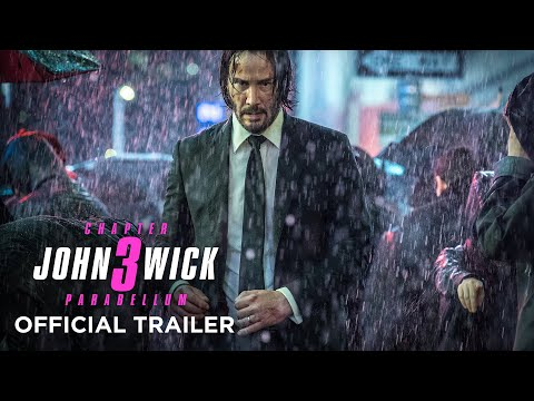 JOHN WICK: CHAPTER 3 - PARABELLUM - On Digital 8/23, On 4K, Blu-Ray, And DVD 9/10