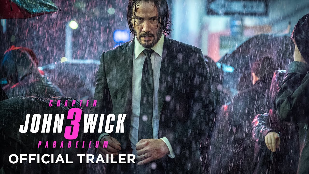 John Wick 3 Digital and Bluray Release Date, Trailer