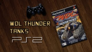 World Destruction League: Thunder Tanks (PS2)