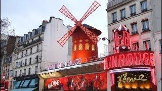 EXPLORING PARIS: The Red Light Sex Shop Area (Pigalle)