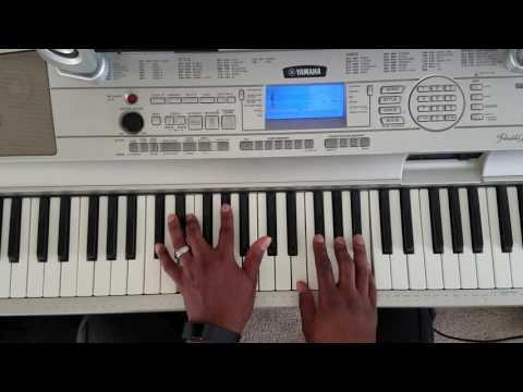 Musiq Soulchild Teach Me piano tutorial