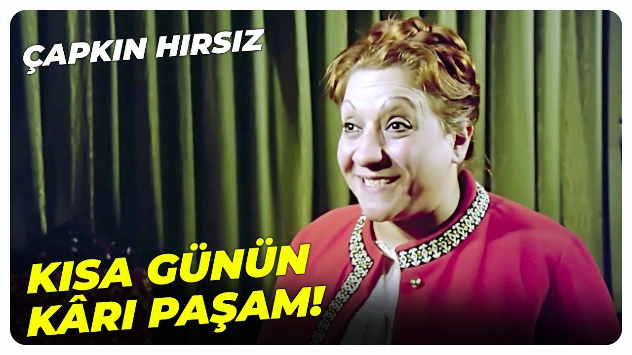 Ava Giderken Avlandık! | Çapkın Hırsız - Tarık Akan Eski Türk Filmi