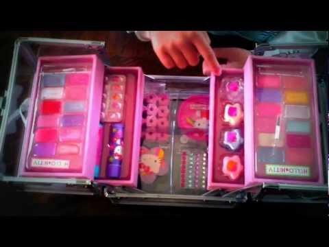 Hello Kitty Make Up Kit