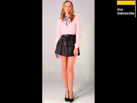 Short Black Skirt Samples For Women | Skirts For Women Romance