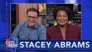 Stacey Abrams On How She Built An Infrastructure That Helped Flip Georgia Blue