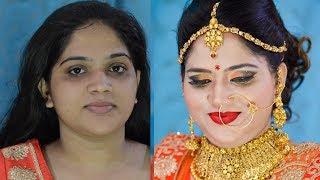 ब्राइडल मेकअप कैसे करें How to do Indian Bridal Makeup