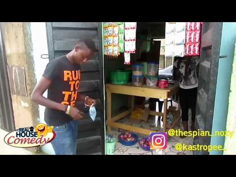 Video (skit): Real House Of Comedy - Used Toothbrush