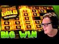 Big Win on Aztec Gold Megaways (Max Megaways)