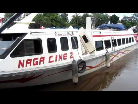 ARMADA KAPAL CEPAT SUNGAI SIAK | NAGA LINE & MERANTI EXPRESS | Pelabuhan Sungai Dukuh Pekanbaru