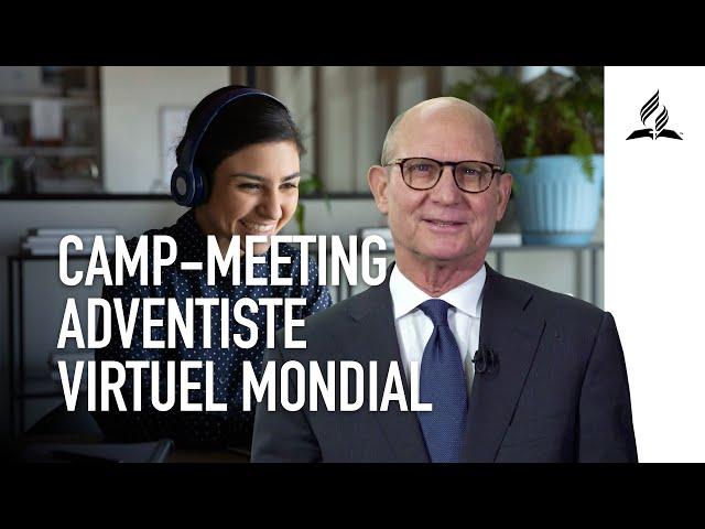 Camp-meeting Mondial / Pasteur Ted Wilson
