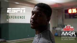 AACR | Race to $23K for Cancer Research | Rodney McLeod