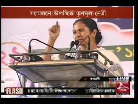 Riot-culture of Danga Gurus will not work in Bengal: Mamata Banerjee at Kalyani