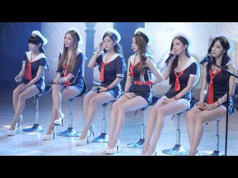 Why We Separated - T-ARA [티아라]  Live in Showcase