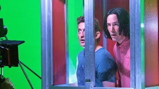 BILL & TED 3 Face The Music Behind The Scenes Trailers