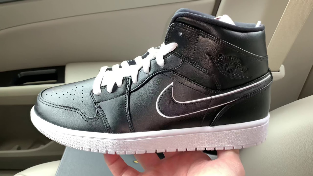 c129d0b049a Air Jordan 1 Mid Maybe I Destroyed The Game shoes - YouTube