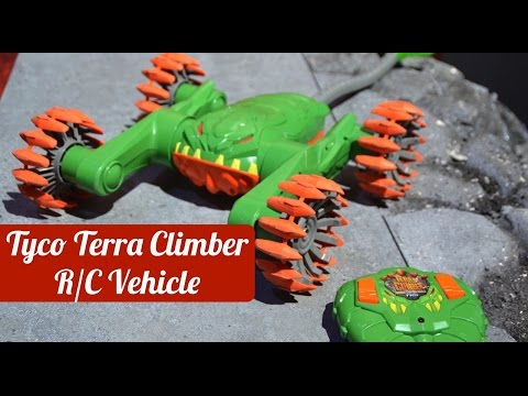 Tyco Terra Climber Radio Control Vehicle ~ Toy Fair 2016