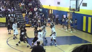 Hampton vs Phoebus (Recruits Troy Williams and Anthony Barber go head to head) 3rd Quarter