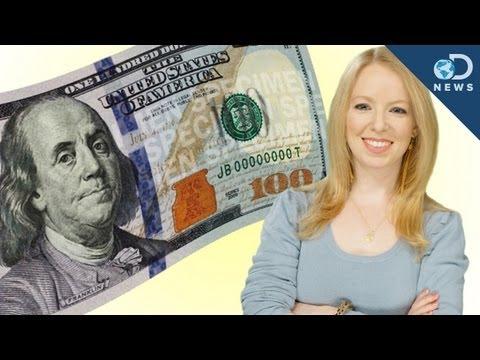 New $100 Bill Is Crazy High-Tech