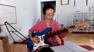 Guitar điện - Biển tình 315 (tập đàn)