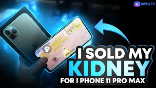 I phone 11 pro max   My new Device For Pub g mobile   Best phone for pubg