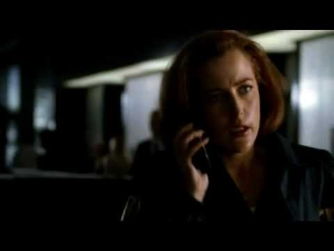 The X Files trailer