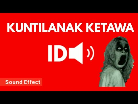 Download Sound effect kuntilanak tertawa