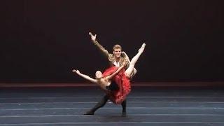 """Don Quijote - koda""  Eun Ji Ha & Michal Krcmar - Korean world ballet Stars Fest"