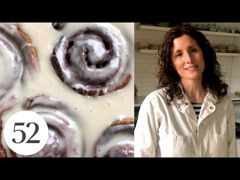 How to Make Gluten-Free Cinnamon Buns | At Home With Us