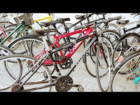 3,5xx จักรยานไฮบริด แบรนด์ต่างประเทศ โกดังลำลูกกา 3ล้อ จักรยานพับ ไฮบริด เสือภูเขา ครบ/Youtube Sound