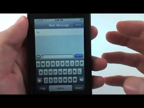 Hidden Characters On Iphone Keyboard Youtube