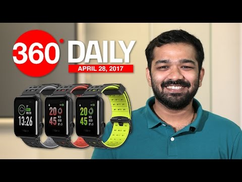 Samsung Galaxy Note 8 Confirmed, Xiaomi Launches Apple Watch Clone, and More (Apr 28, 2017)