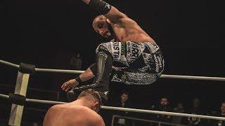 Austin Aries vs Gabriel Kidd (Defiant Wrestling #8)