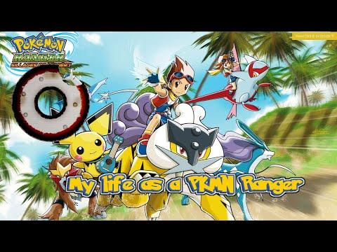 My Life As A PKMN Ranger - A Pokémon Fanfic