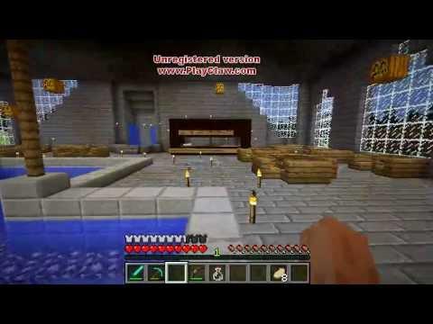 minecraft mansion interiorfurniture house ideas youtube