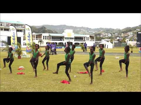 Inter Primary Schools' Cheerleading Competition 2018