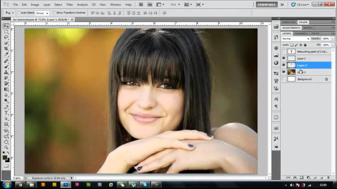 New how to add hair photoshop cs5 tutorial new youtube new how to add hair photoshop cs5 tutorial new youtube baditri Images