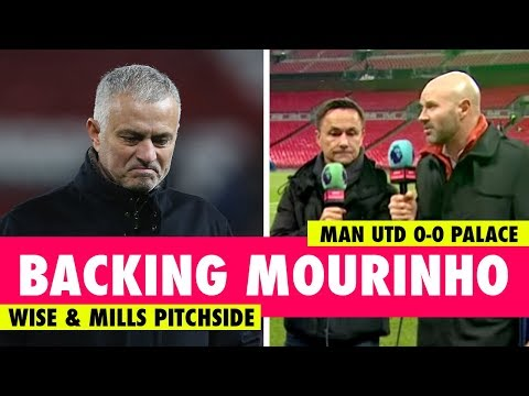 Why you should back Mourinho | Man Utd 0-0 Palace | Astro SuperSport