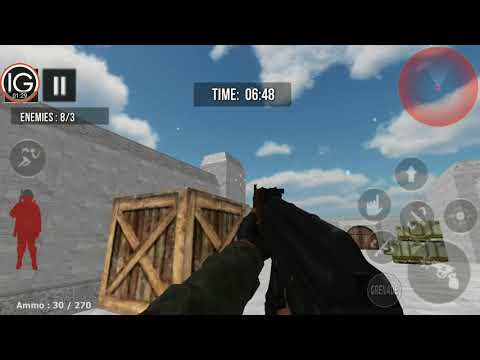 counter terrorist 2017 android gameplay part 6 (by idle gamer)