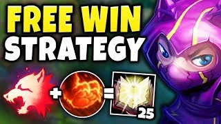 I INVENTED A NEW KENNEN BUILD + SOLO CARRY STRATEGY ( ULTRA-FED 1V5 METHOD) - League of Legends