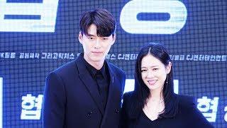 20180903 영화 협상 쇼케이스 손예진 (Son Ye-jin), 현빈 (Hyun-Bin)