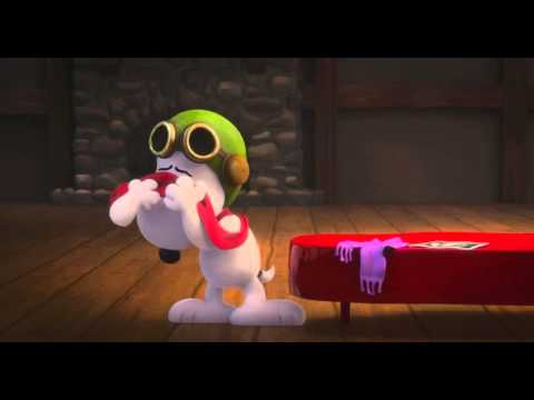 Snoopy Crying for FIFI