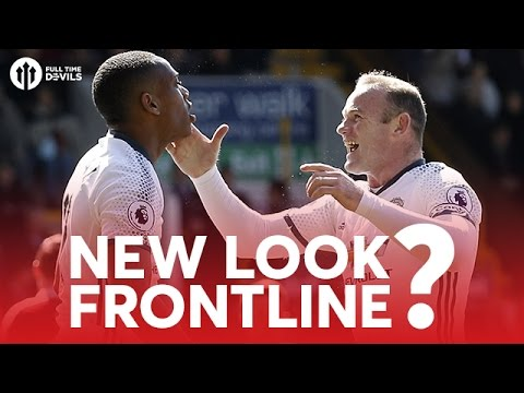 New Look Frontline? FULL TIME REVIEW LIVE! | Burnley 0-2 Manchester United