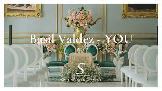Basil Valdez - YOU | Cover by Simfoni Entertainment