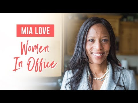 Congresswoman Mia Love On Women In Office