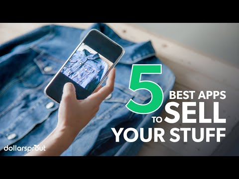 5 BEST Apps To Sell Your Stuff 📱 Make Money Fast