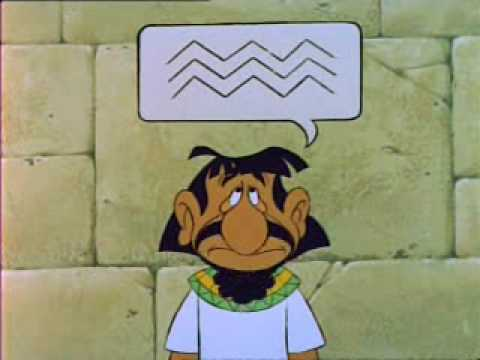 Asterix Cleopatre Les Egyptiens Parlaient Comme Ca Youtube