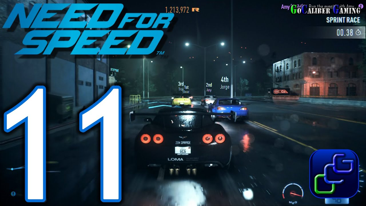 need for speed 2015 ps4 walkthrough part 11 youtube. Black Bedroom Furniture Sets. Home Design Ideas