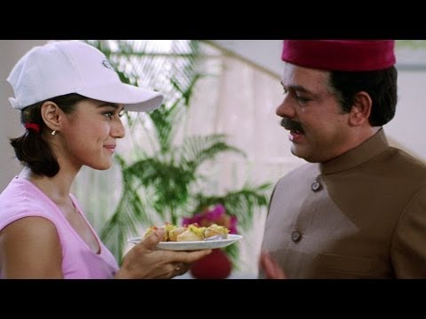 Preity Zinta Playing Prank   Dil Hai Tumhara   Comedy Scene