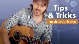 Fingerstyle Guitar - Tips & Tricks